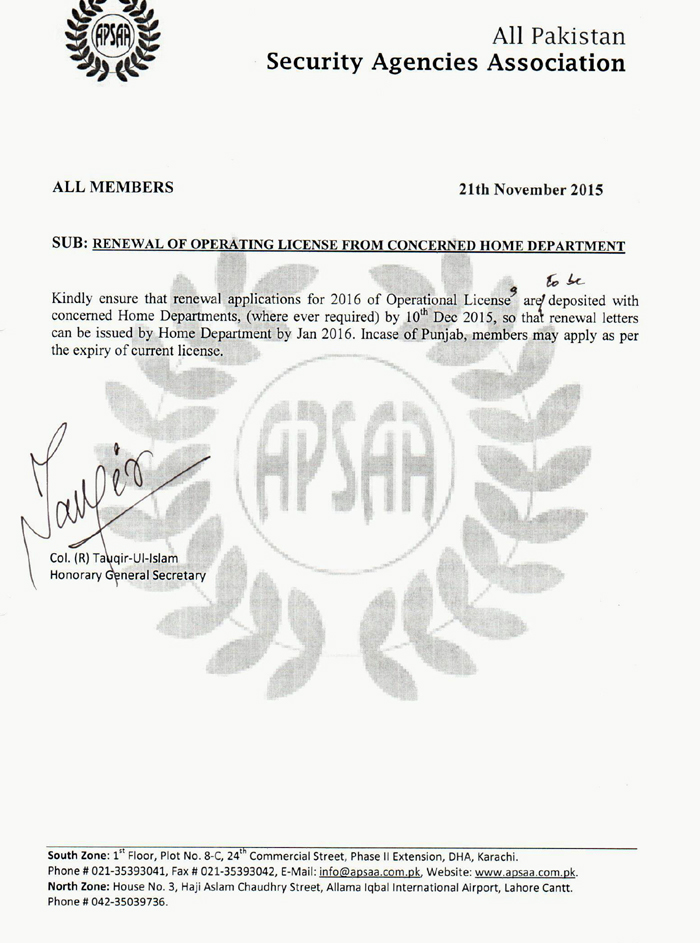 Welcome to APSAA official website